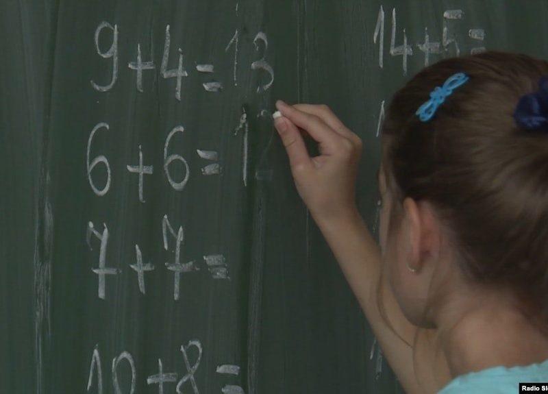 Tadjikistan Mathématiques éducation