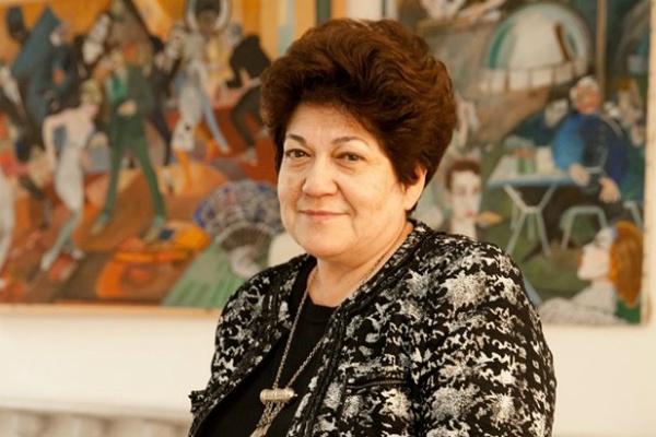 Marinika Babanazarova