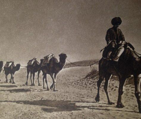 Le turkménistan soviétique