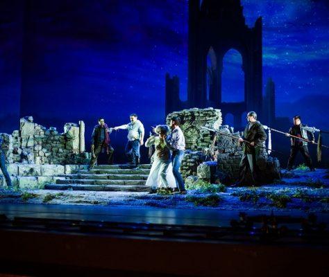 Abaï Astana théâtre opéra