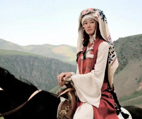 Kurmanjan Datka, film kirghiz