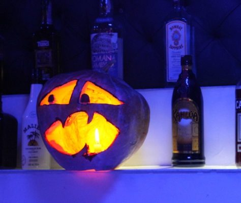 Photo citrouille Halloween
