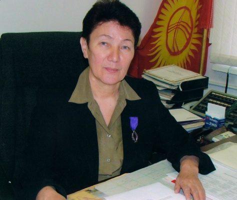 Photo de Maria Akchékééva