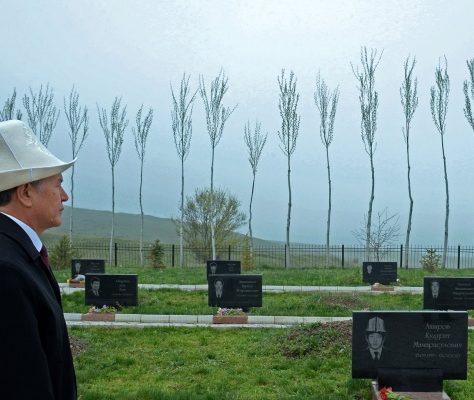 Président Atamabïev