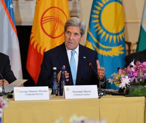 Etats Unis Asie centrale Politique étrangère