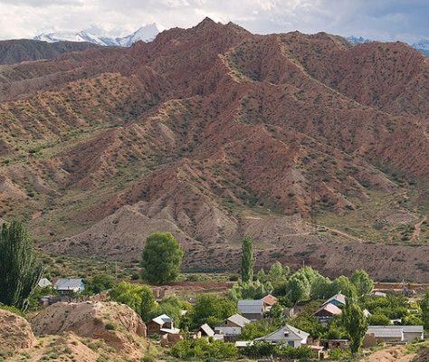 Kyrgyzstan earthquake