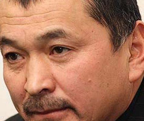 Ryspek Akhmatbaev