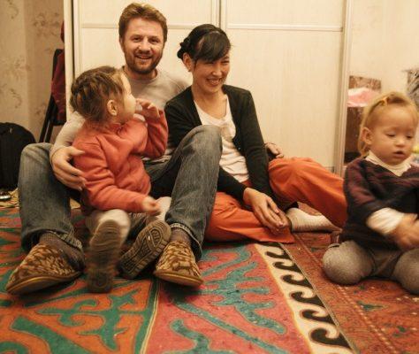 Photo de Nazgul avec sa famille