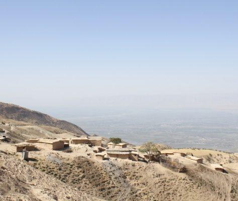 Kouri Abdoukarim Tadjikistan village