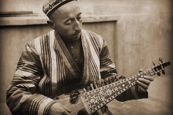 rubâb afghan Yunus Radjabi