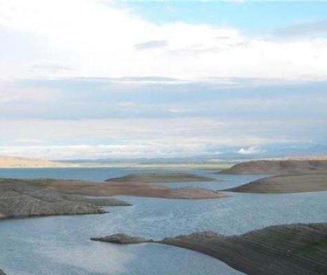 Aspara rivière Kirghizstan Kazakhstan discorde