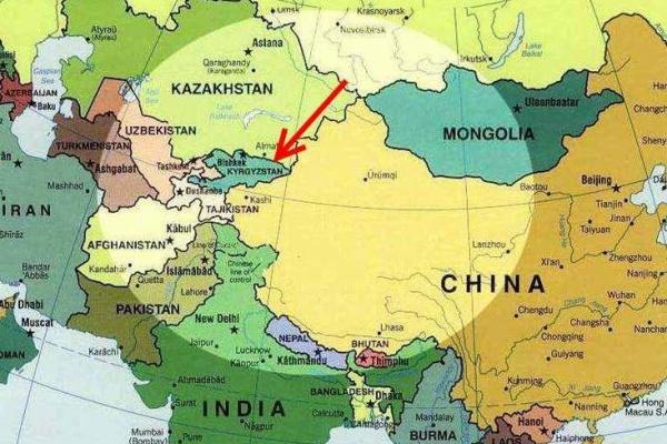 De la Russie à la Chine ? Le basculement énergétique de l'Asie centrale