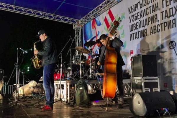 Festival Jazz Bichkek Solioni Arechki
