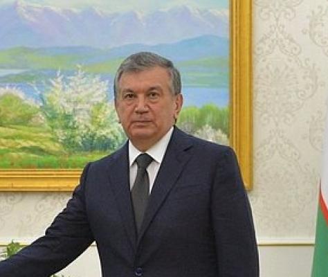 Chavkat Mirzioïev
