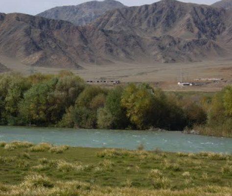Eau Kazakhstan