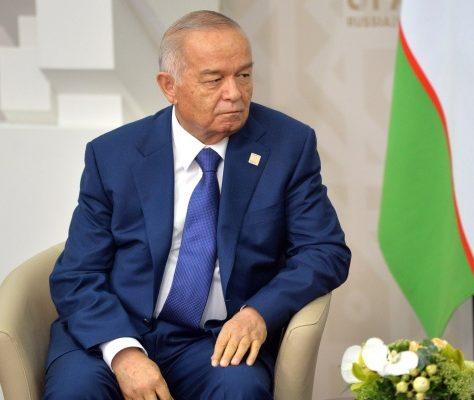 Islam Karimov Ouzbékistan président décédé