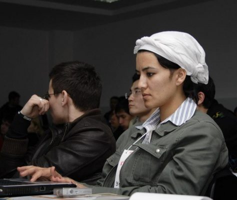 Gulasal Kamolova journaliste Ouzbékistan