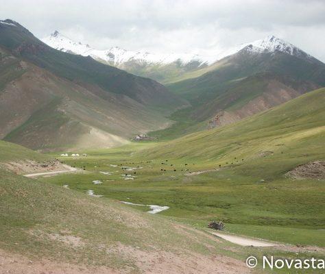 Tash Rabat in Kyrgyzstan