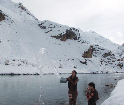Village de Nishousp Chugnan Haut-Badakhshan Tadjikistan