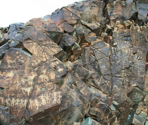pétroglyphes kazakhstan archéologie art rupestre