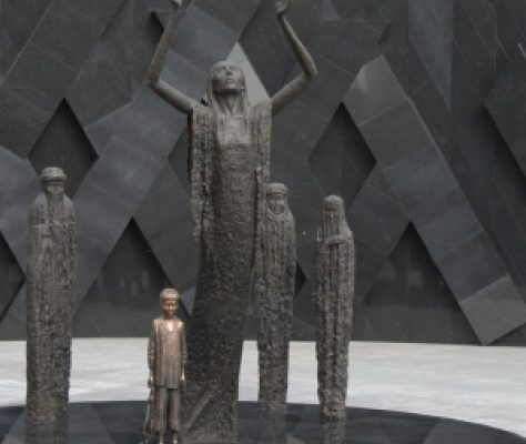 Famine Kazakhstan monument Astana