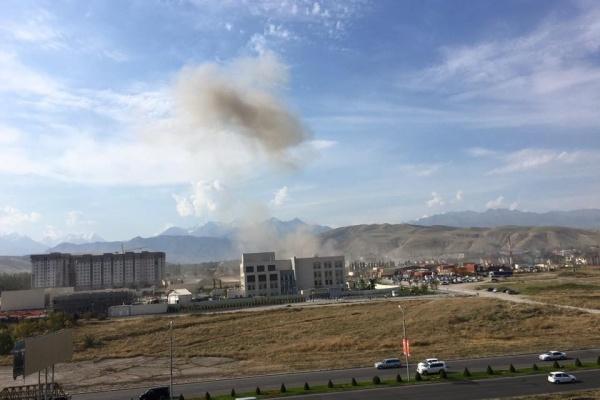 Kirghizstan Bichkek Attentat