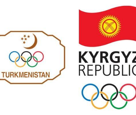 Turkménistan Kirghizstan Jeux Olympiques Rio 2016 sport
