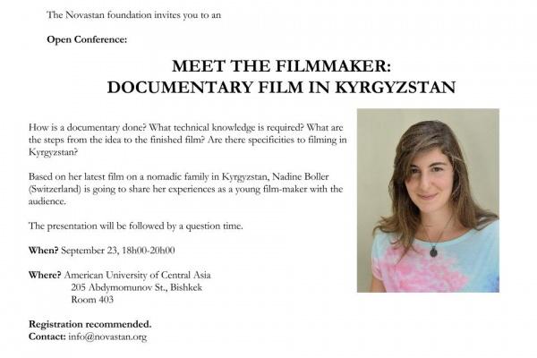 Un documentaire sur la vie nomade au Kirghizstan.