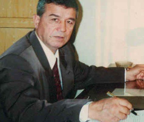 Mamadali Makhmudov avant son emprisonnement en 1999