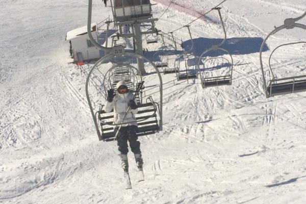 La station de ski de Karakol au Kirghizstan
