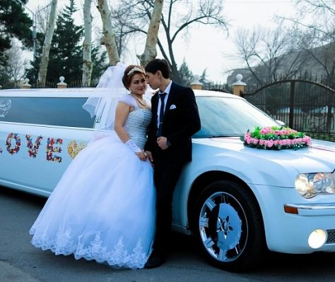 mariage tadjikistan kirghizstan limousine