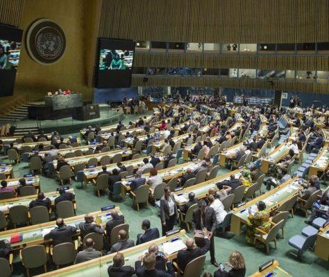 ONU Conseil de sécurité Kazakhstan