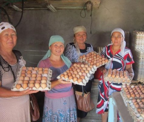 USAID in Kyrgyzstan